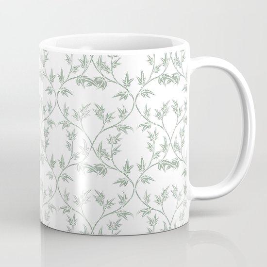 Ivy pattern Mug