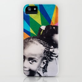 Gials iPhone Case