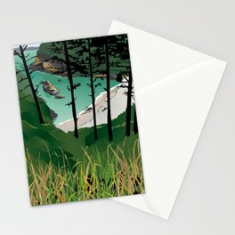 Cape Disappointment Stationery Cards