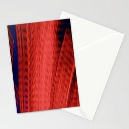 Abstract Urban Sprawl Stationery Cards