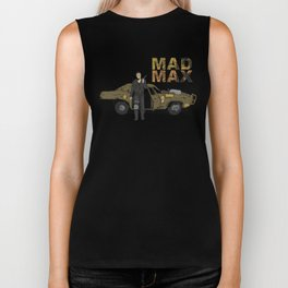 The Road Warrior Biker Tank