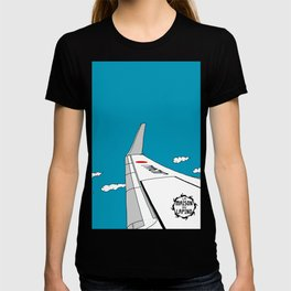 Airplane Wing T-shirt