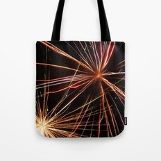 Fireworks7 Tote Bag