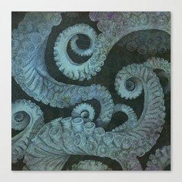Octopus 2 Canvas Print