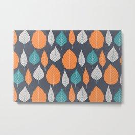 Foliage (Lakeside) Metal Print