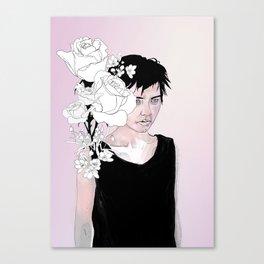 Scorn Canvas Print