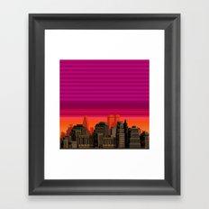 CS Framed Art Print
