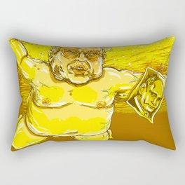 IMPEACH SWIM Rectangular Pillow