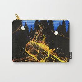 Camp Fire Carry-All Pouch