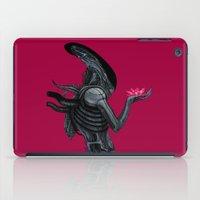 xenomorph iPad Cases featuring Xenomorph by Sudjino