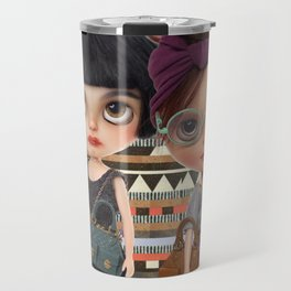 Azteca Gils by Erregiro Travel Mug