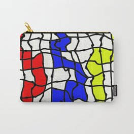 Take The Colourful Path Carry-All Pouch