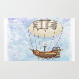 Airship Rug