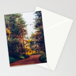 Destination Unknown | Musical Crime Productions | Digital Manipulation | Landscape Photography Stationery Cards