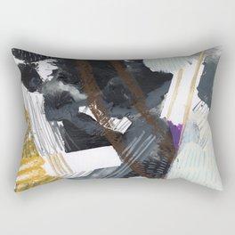 Purple Gander. Rectangular Pillow