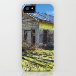 Old Shack Mayfield iPhone Case