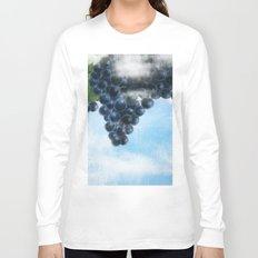 Grapes' Heaven Long Sleeve T-shirt