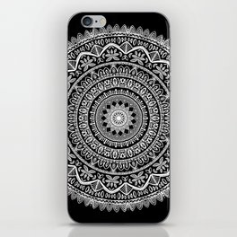 Indian countryside iPhone Skin