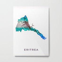 Eritrea Metal Print