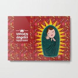 Virgin Metal Print