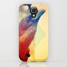 Crow Slim Case Galaxy S4