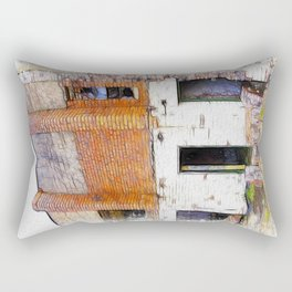 Vacant Rectangular Pillow