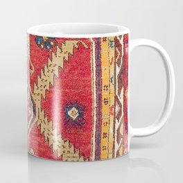 Çal Southwest Anatolian Village Rug Print Coffee Mug