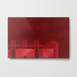 The Theatre of Dreams Metal Print