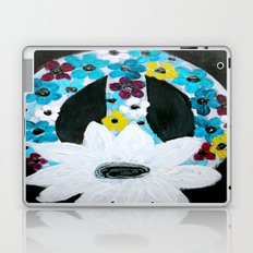 FLOWER PEACE Laptop & iPad Skin