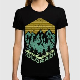 Colorado Tee, Colorado Native product T-shirt