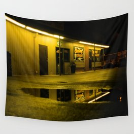 Custom Exhaust Wall Tapestry