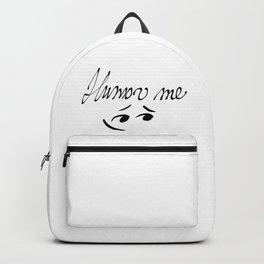 Humor me Backpack
