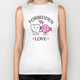Forbidden Love Biker Tank