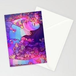 ラッシュ 2 Stationery Cards