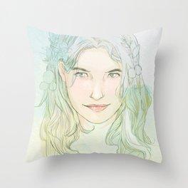 Hestia Throw Pillow