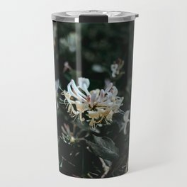 flower photography by Annie Spratt Travel Mug