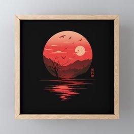 Wilderness Framed Mini Art Print