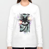 all seeing eye Long Sleeve T-shirts featuring All Seeing Eye by Cody Norris