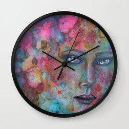 Peregrine Wall Clock