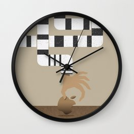 Who stole my Mac? Wall Clock