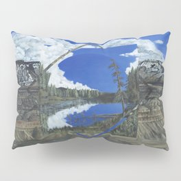 Grand Mesa Polyscape Pillow Sham