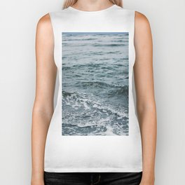 Arctic Waters Biker Tank