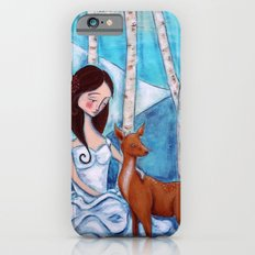 Winter Wonderland Slim Case iPhone 6s