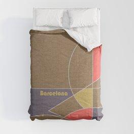 Barcelona Mosaic Comforters