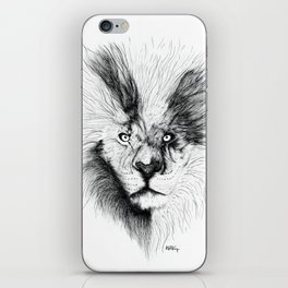 Amici Lion iPhone Skin