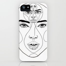 Three Within iPhone Case