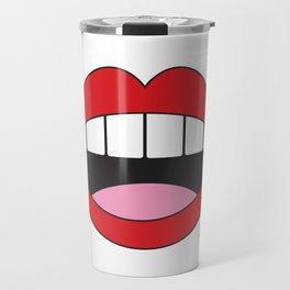 HA HA Travel Mug