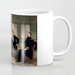 The Peacemakers -- Civil War Union Leaders Coffee Mug