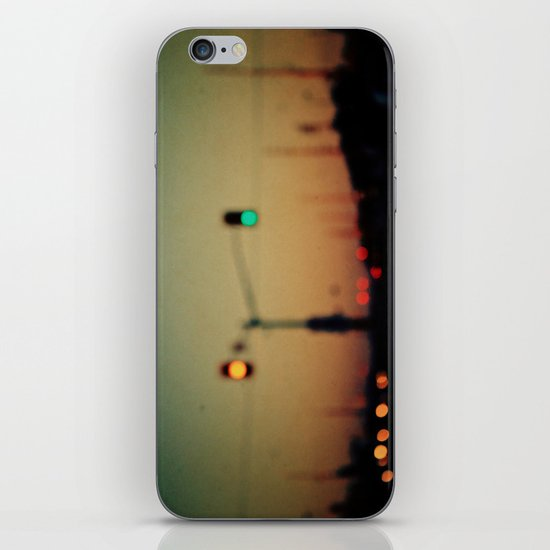 """""""Life is a journey, not a destination."""" iPhone & iPod Skin"""