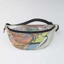 Daddy's Home Inspired Whirrrrrrr Fanny Pack
